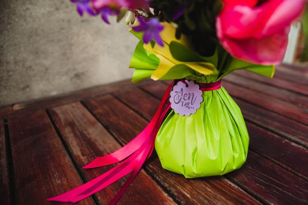Květinová sezóna vodní balení dárkové